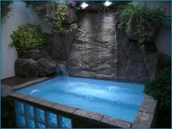 Fotos for Modelos de piscinas con jacuzzi